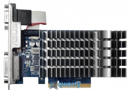 ASUS GeForce GT710 1GB DDR3(710-1-SL)