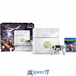 Sony PlayStation 4 500GB Destiny: The Taken King Limited Edition Bundle - Glacier White купить в Одессе