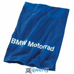 Пляжное полотенце BMW Motorrad Towel 2014 Logo (76618547302)