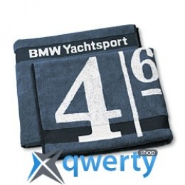 Полотенце пляжное BMW Yachting Beach Towel (80302208153)