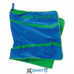 Спортивное полотенце BMW Athletics Sport Towel 2015 (80232361134)