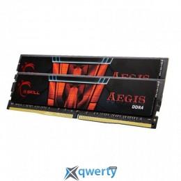Aegis G.Skill 32GB (2 х 16 Гб) 2400 (F4-2400C15D-32GIS) купить в Одессе