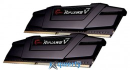 G.SKILL  32GB DDR4 3200 2xkit (F4-3200C16D-32GVK)