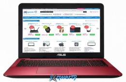 ASUS R556LJ-XO829T Red 120GB SSD 8GB