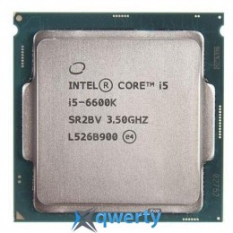 Intel Core i5-6600K 3.5GHz 6M tray (CM8066201920300) купить в Одессе