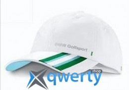 Бейсболка BMW Golfsport Basic Cap White 2015 (80 16 2 285 752)