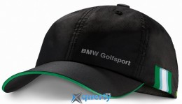 Бейсболка BMW Golfsport Functional Cap Black 2015 (80 16 2 285 753) купить в Одессе