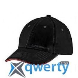 Бейсболка BMW Motorrad Cap Black 2014 (76 61 8 547 984)