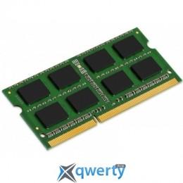 Kingston SODIMM DDR3L-1600 2048MB PC3L-12800 (KVR16LS11S6/2)