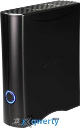 TRANSCEND 8 TB Storejet SJ3.5, SATA, USB 3.0
