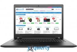 Lenovo IdeaPad 300-17 (80QH003JUA) Black купить в Одессе