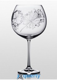 Бокалы для вина Grandioso платина фиокко купить в Одессе