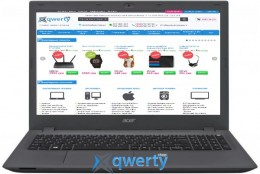 Acer Aspire E5-573G-76KH (NX.MVREU.015) Black-Iron