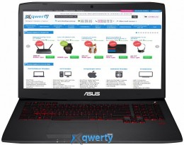 ASUS G751JY-T7370D 120GB SSD + 1TB HDD 16GB купить в Одессе