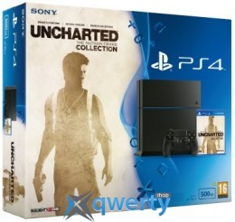 Sony PlayStation 4 500GB Uncharted купить в Одессе