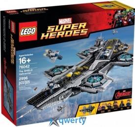 Lego Воздушный Перевозчик Организации Щ.И.Т. (75092) купить в Одессе