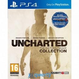 Uncharted: Натан Дрейк. Коллекция (PS4) купить в Одессе