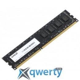 AMD DDR3-1600 4GB (R534G1601U1S-UOBULK)