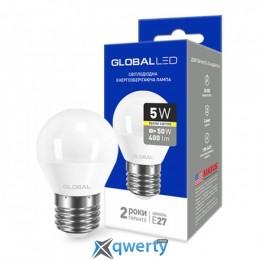 GLOBAL G45 F 5W мягкий свет 220V E27 AP (1-GBL-141) купить в Одессе