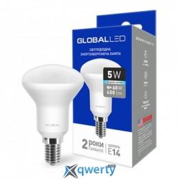 GLOBAL R50 5W яркий свет 220V E14 (1-GBL-154) купить в Одессе