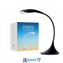 Intelite Desklamp 6W black (DL3-6W-BL)