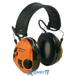 Наушники 3M SportTac противошумовые активные оранж. (XH-0016-5004-94380)