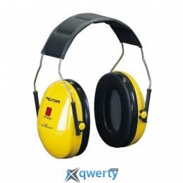 Наушники 3M Оптим-1 Противошумовые Вертикальные желтые (H510A-401-GU)