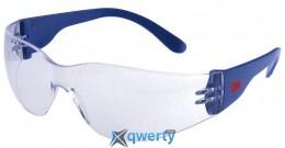 Очки защитные 3М 2720 прозрачные (3M2720)
