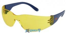 Очки защитные 3М 2722 желтые (3M2722)