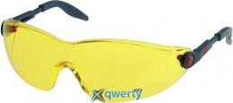 Очки защитные 3М 2742 желтые (3M2742)