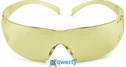Очки защитные 3М SecureFit, желтые (DE272967337)