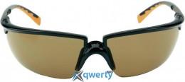 Очки защитные 3М Солус, PC AS/AF, бронзовые (71505-00003M)