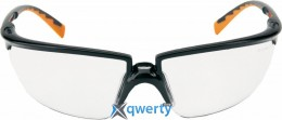Очки защитные 3М Солус, PC AS/AF, прозрачные (71505-00002M) купить в Одессе