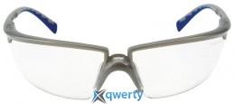 Очки защитные 3М Солус, PC AS/AF, прозрачные (71505-00008M)