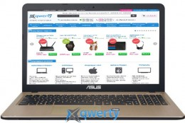 Asus X540LA (X540LA-XX006D) Chocolate Black купить в Одессе
