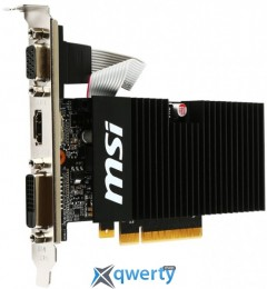 MSI PCI-E 1024Mb GeForce GT710 DDR3 (GT 710 1GD3H LP) купить в Одессе