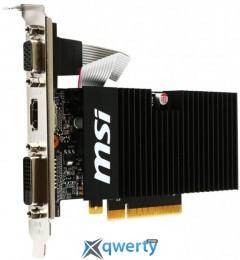 MSI PCI-E 1024Mb GeForce GT710 DDR3 (GT 710 1GD3H LP)