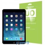 SGP Screen Protector Steinheil Series Ultra Optics for iPad Air 2/Air (SGP10629)