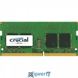 SODIMM 8GB DDR4 2133Mhz Micron Crucial (CT8G4SFD8213) купить в Одессе