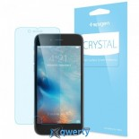 Spigen Screen Protector Crystal (3 pcs of Front) for iPhone 6/6S (SGP11585)