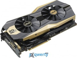 Asus PCI-Ex GeForce GTX 980 Ti  6GB GDDR5 (GOLD20TH-GTX980TI-P-6G-GAMING) купить в Одессе