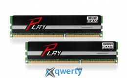 Goodram 16Gb DDR4 3000M Hz PLAY Black 2x8GB (GY3000D464L15S/16GDC) купить в Одессе