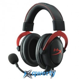 Kingston HyperX Cloud II (KHX-HSCP-RD) Red купить в Одессе