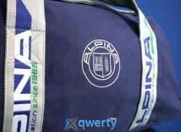 Дорожная сумка BMW Alpina Sport Bag(FT99997600494)