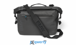 Наплечная сумка BMW Messenger Bag Grey 2015(80222359843)