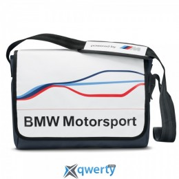 Наплечная сумка BMW Motorsport Messenger Bag 2015(80222285881)