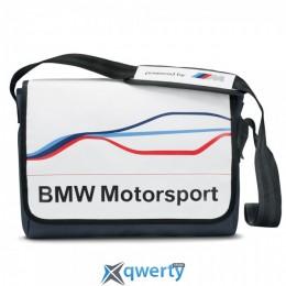 Наплечная сумка BMW Motorsport Messenger Bag 2015(80222285881) купить в Одессе