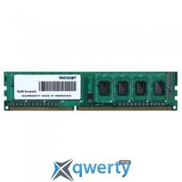 PATRIOT DDR3 2GB 1600 MHZ  (PSD32G160081)