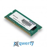 PATRIOT SODIMM DDR3 4GB 1333 MHZ   (PSD34G133381S)