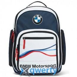 Рюкзак BMW Motorsport Rucksack Blue White 2015(80222285879) купить в Одессе